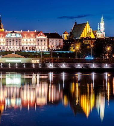 Zamek Królewski od strony Wisły (fot. z archiwum WOT)