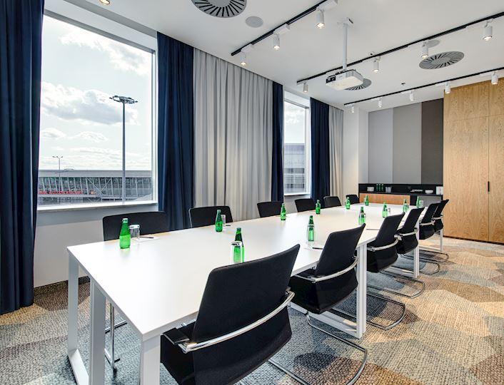 Sala konferencyjna Wroclaw.